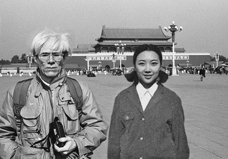 Silin Liu et Andy Warhol