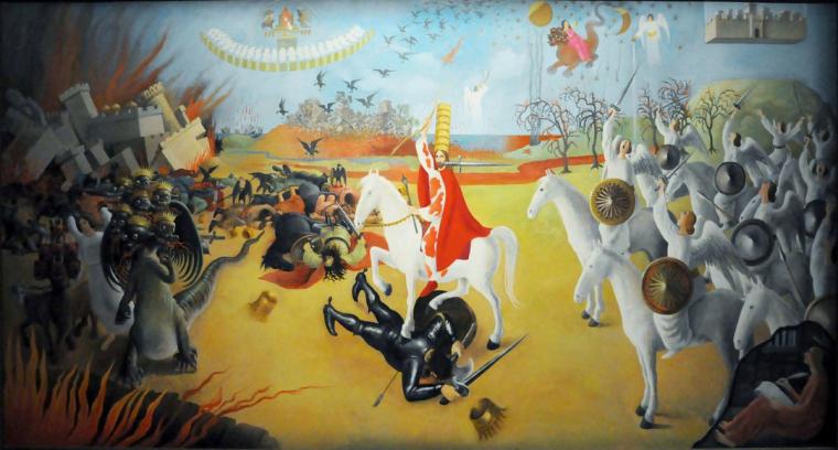 Le Guern Louis-Gabriel, Le Christ Roi, 1975