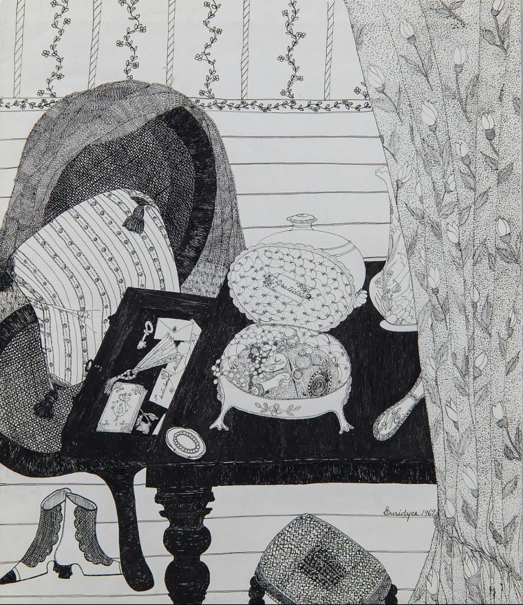 Euridyce, No quarto da vovo, 1969